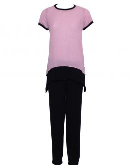 Women's tops and pants set